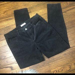LOFT Pants - LOFT MODERN SKINNY CORDUROY
